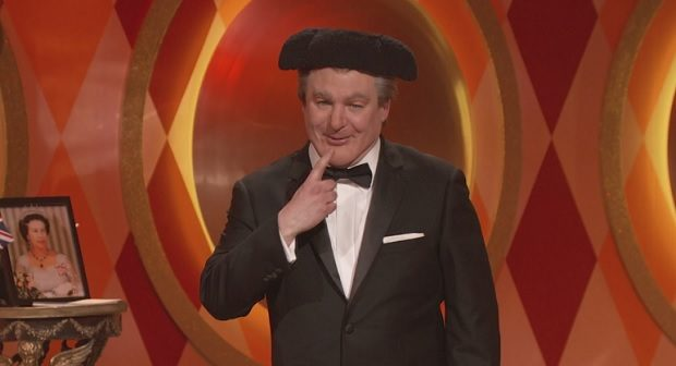 Tommy Maitland on The Gong Show ABC