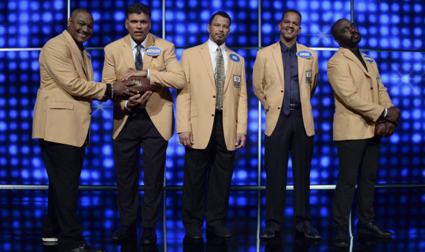 NFL Hall of Famers on CFF ABC