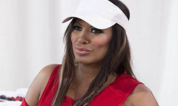Traci Bingham Battle of the Stars