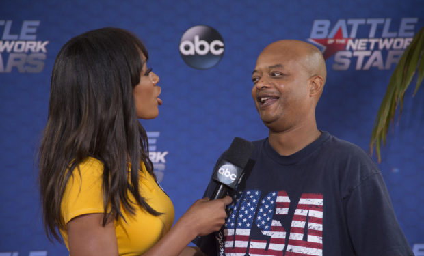 Todd Bridges Battle of Stars