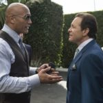Ballers Johnson and Guttenberg HBO Jeff daly