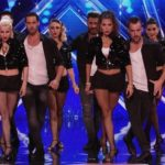 German Cornejo Dance Co AGT NBC