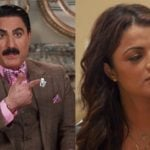 Reza and GG Shahs of Sunset Bravo