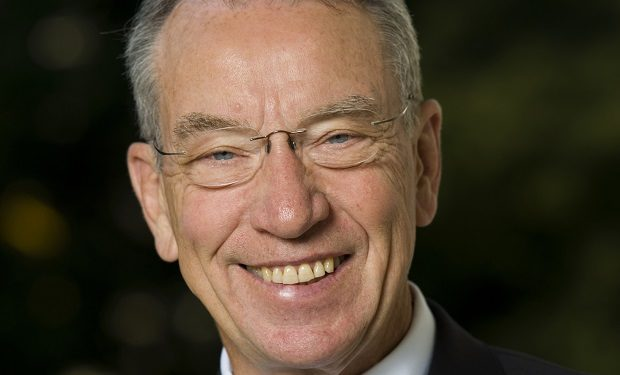 Sen Grassley Says Partisan Lawsuits Should Also Implicate