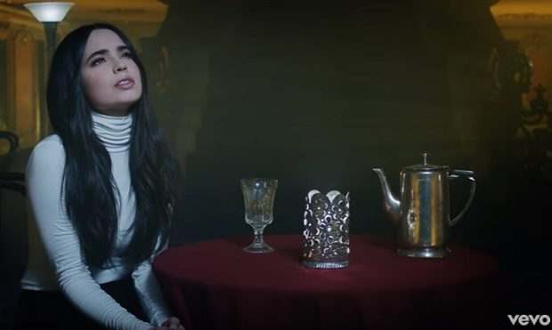 "Sofia Carson Vevo ""Back to Beautiful"""