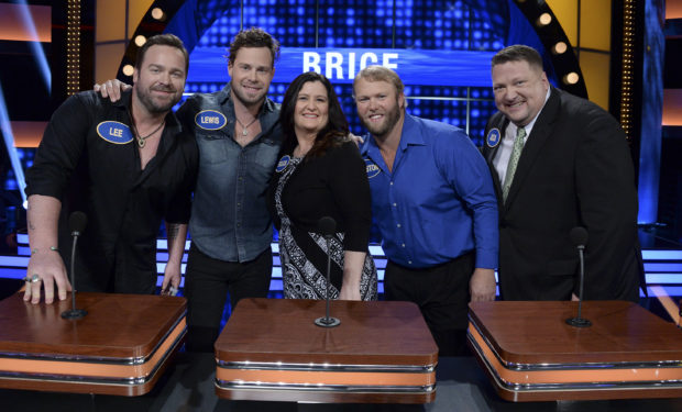 Lee Brice Fam Feud ABC