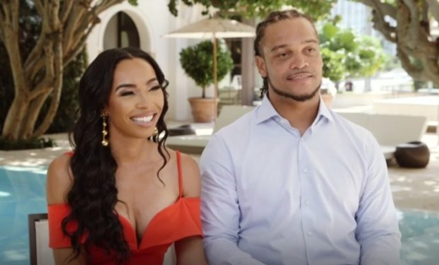 Aja and Channing on baller wives VH1