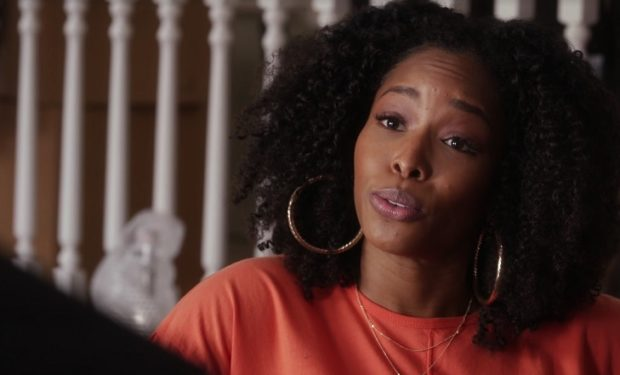 Brittany on Ballers
