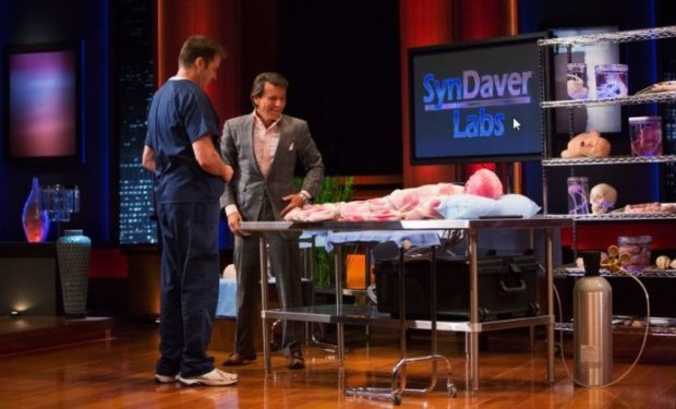 SynDaver Labs on Shark Tank ABC