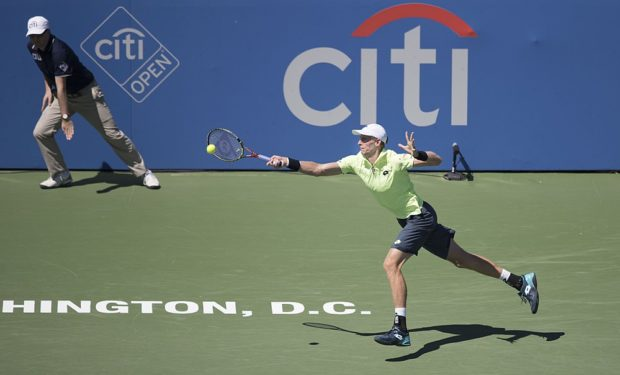 Anderson beats Querrey in last 8 to spoil American party