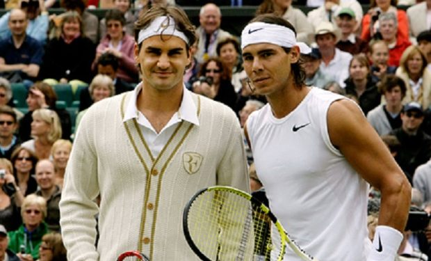 Federer and Nadal to play together at Laver Cup