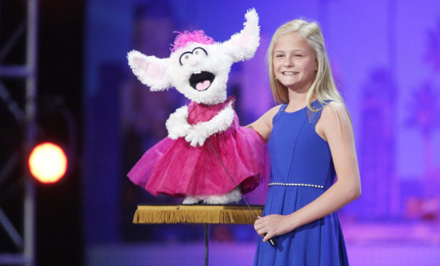 12-Year-Old Darci Lynne Wins America's Got Talent