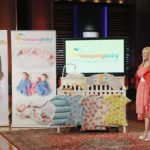 Sleeping Baby on Shark Tank ABC