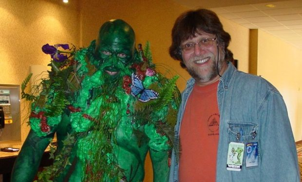 Swamp_Thing_and_Len_Wein