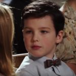 Iain Armitage Young Sheldon CBS