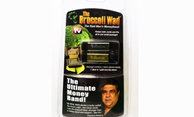 Broccoli Wad