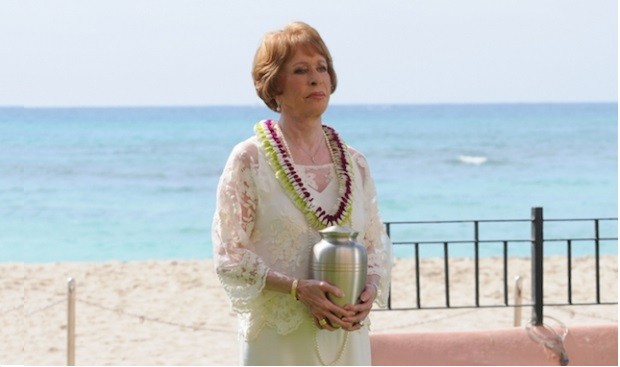 Carol Burnett, hawaii five 0 cbs