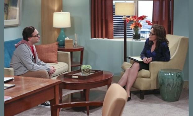 Johnny Galecki, Jane Kaczmarek, Big Bang Theory, CBS