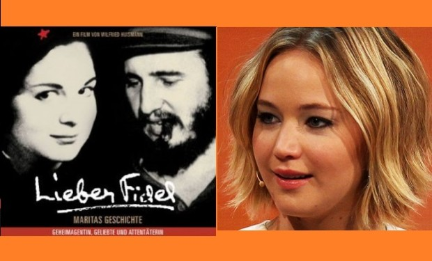Marita Lorenz, Jennifer Lawrence