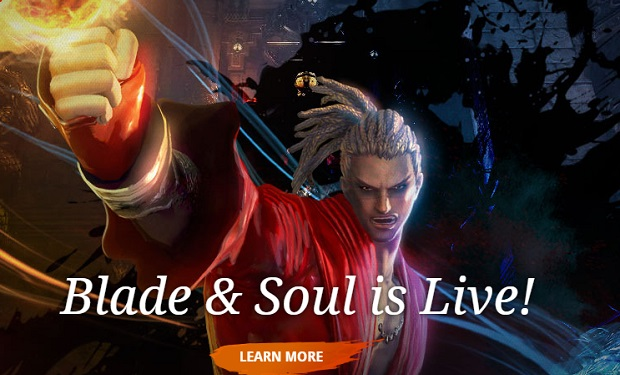 Blade and Soul Is Live