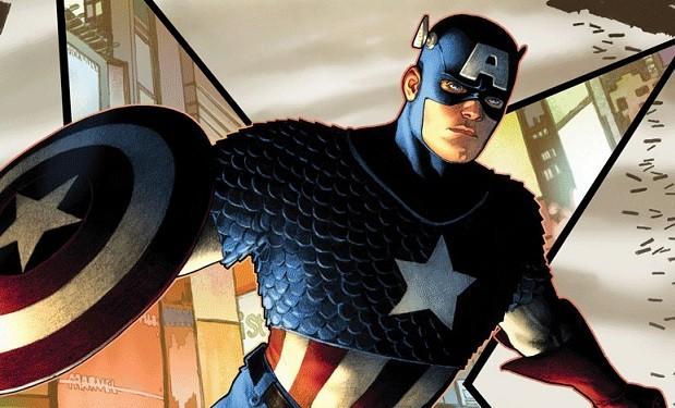 Captain America Marvel dot com