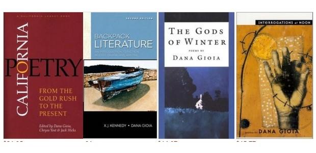 Dana Gioia books