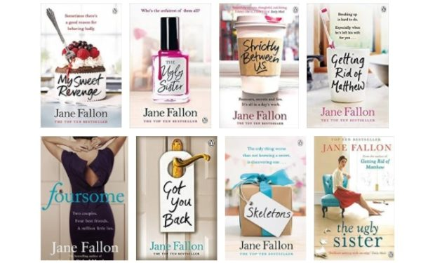 Jane Fallon Books