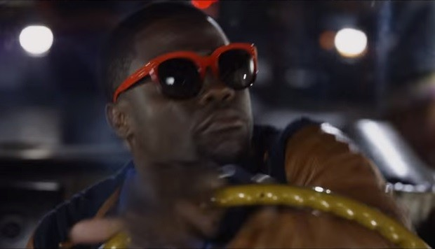 Kevin Hart in Ride Along 2