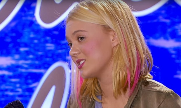Olivia Rox, American Idol, FOX