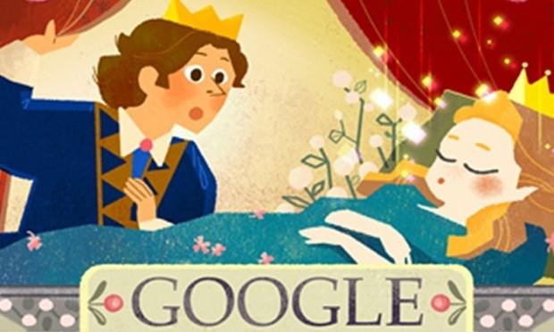 Perrault google doodle