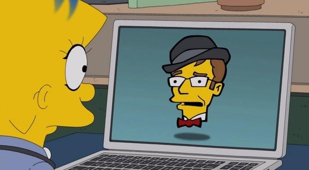 Stephen Merchant The Simpsons