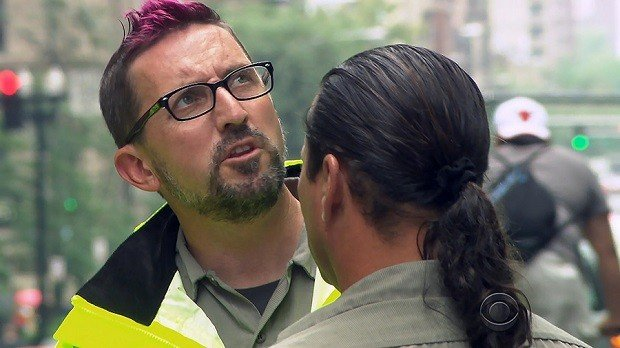 Still of Jeff Young on Undercover Boss, CBS photo