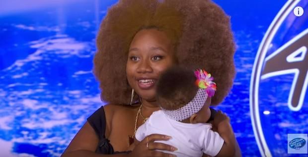La'Porsha Renae, American Idol, FOX