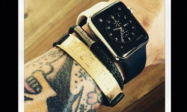 bob harper apple watch