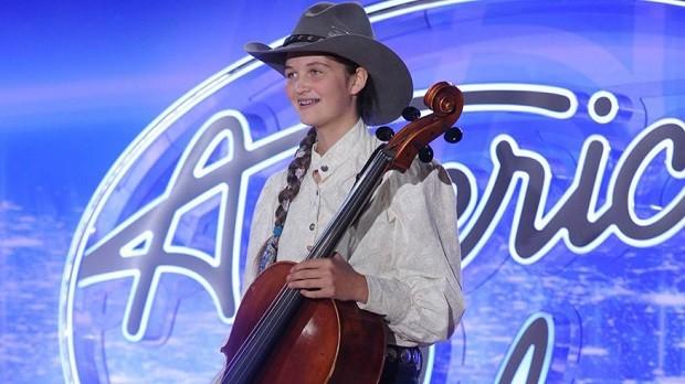 Jeneve Rose Mitchell, American Idol, FOX