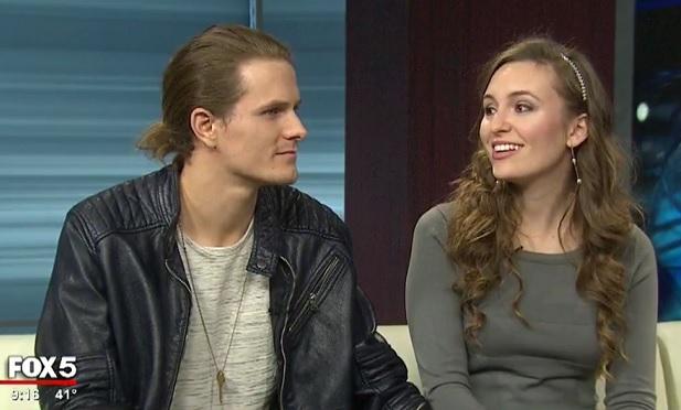 Jordan and Alex Sasser Good Day Atlanta, FOX