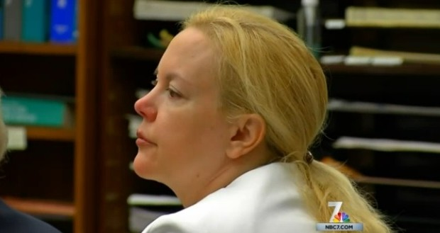 Julie Harper in Court, NBC 7