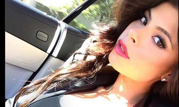 Marissa jade selfie