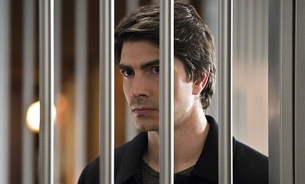 Still of Brandon Routh in Legends of Tomorrow