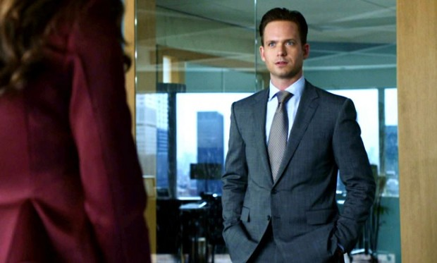 Patrick J. Adams, Suits, USA