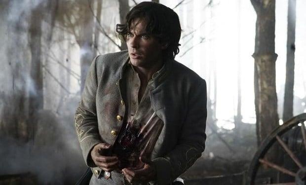 Ian Somerhalder, Vampire Diaries, CW