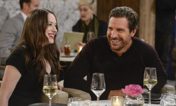 2 Broke Girls, Ed Quinn CBS