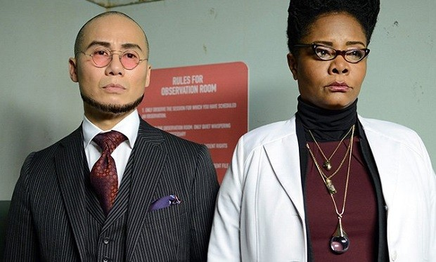 BD Wong and Tonya Pinkins, Gotham, FOX
