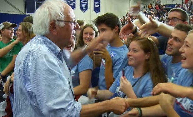 Bernie Sanders video America