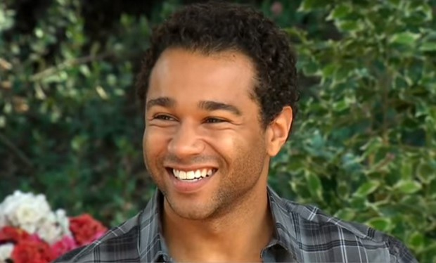 Corbin Bleu Hallmark Channel interview