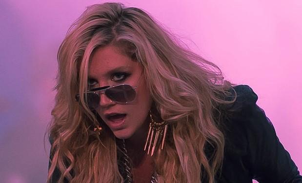 Kesha_MuchMusic_Soundcheck