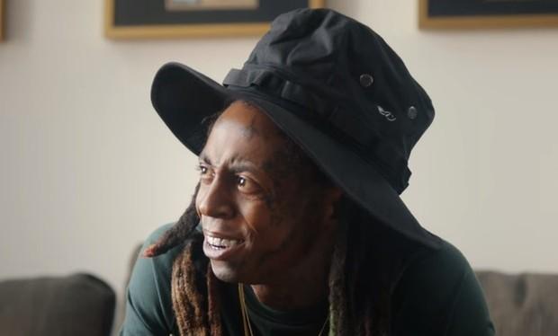 Lil Wayne For Apartments dot Com Screen shot YouTube