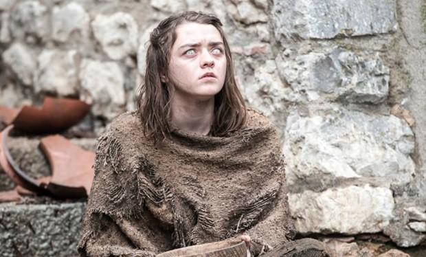 Maisie Williams Game of Thrones Facebook HBO