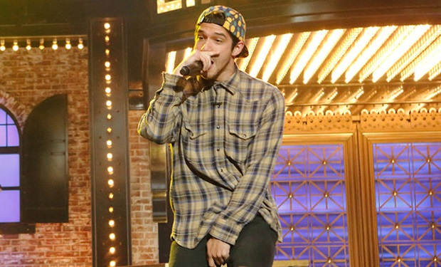 Tyler Posey Lip Sync Battle