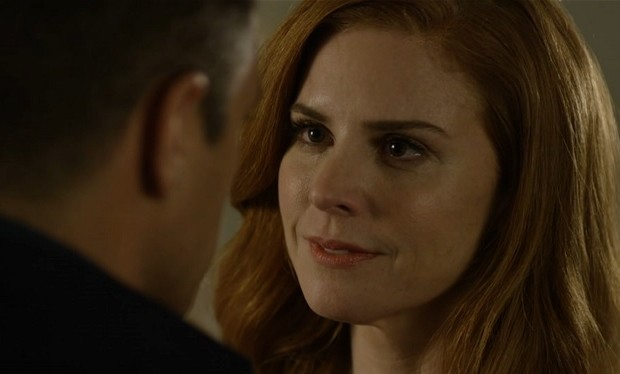 Sarah Rafferty, All Things Valentine, Hallmark